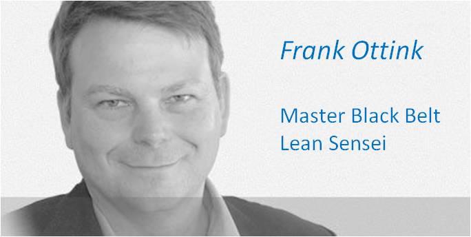 Frank Ottink Lean Six Sigma Partners