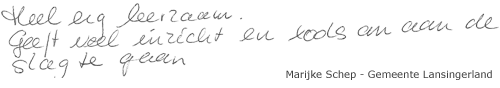 Recensie Lean Six Sigma Partners