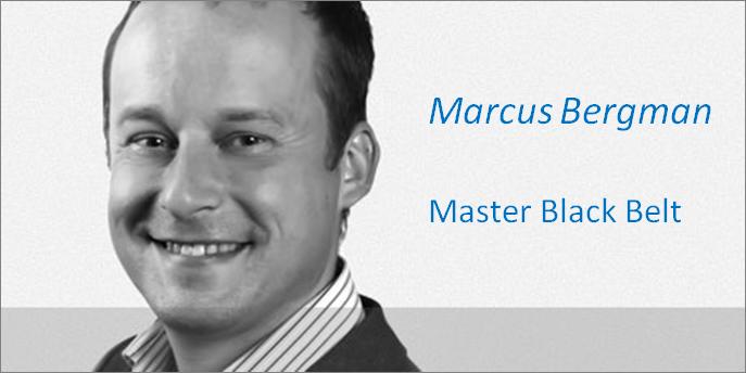 Marcus Bergman Lean Six Sigma Partners