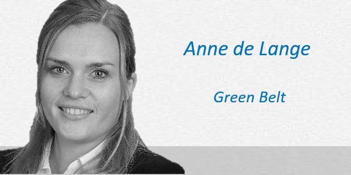 Anne de Lange Lean Six Sigma Partners