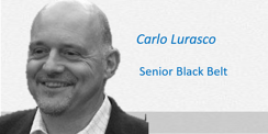 Carlo Lurasco Lean Six Sigma Partners