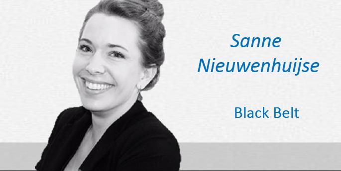 Sanne Nieuwenhuijse Lean Six Sigma Partners