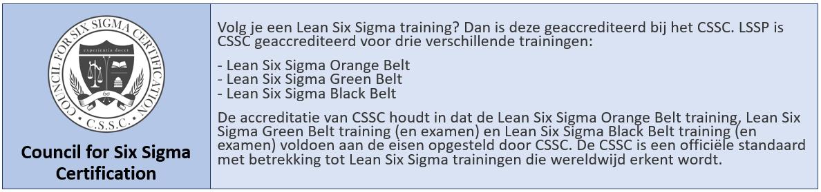 cssc-certificering