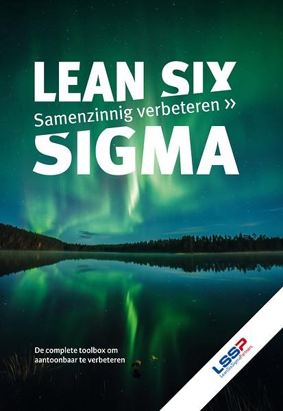 Boek Lean Six Sigma Partners