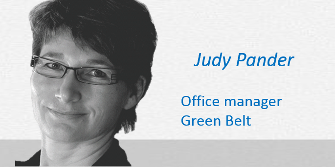 Judy Pander Lean Six Sigma Partners