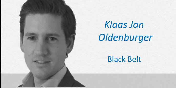 Klaas Jan Oldenburger Lean Six Sigma Partners